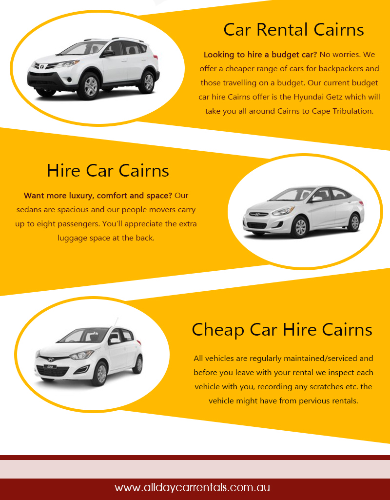 Car Hire Cairns Sheridan Street