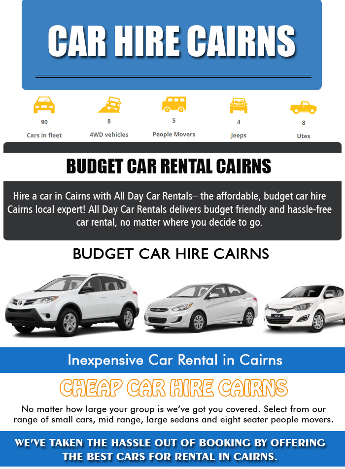 Hire Car Cairns