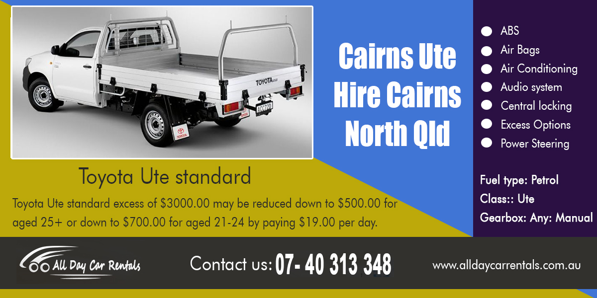 Rent A Ute For Multiple Locations With Low Cost Flexiblility
